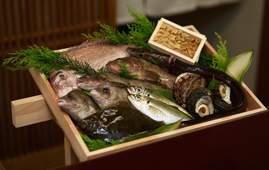【6席限定】淡路島の厳選素材を味わう おまかせ握り鮨コース