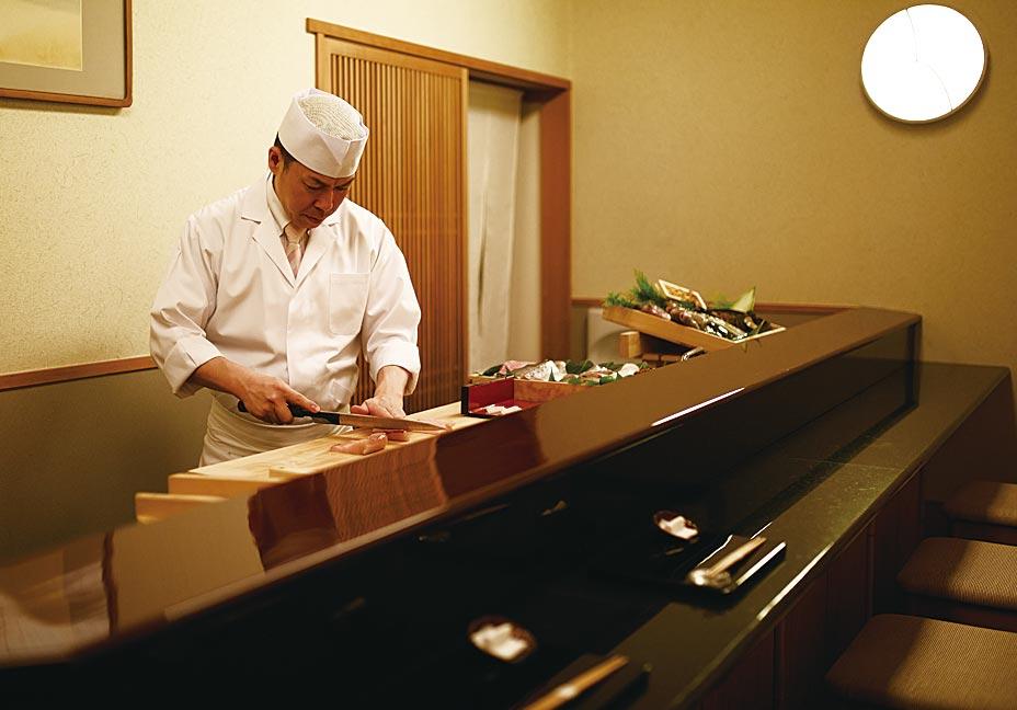 【6席限定:鮨カンンター】淡路島の厳選素材を味わう 鮨会席コース