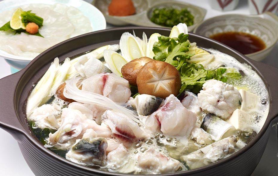 冬季限定:淡路島「3年とらふぐ」を愉しむふく鍋プラン