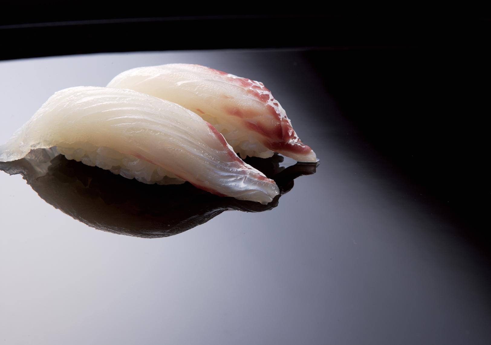 淡路島の旬素材を味わう お気軽 握り鮨コース