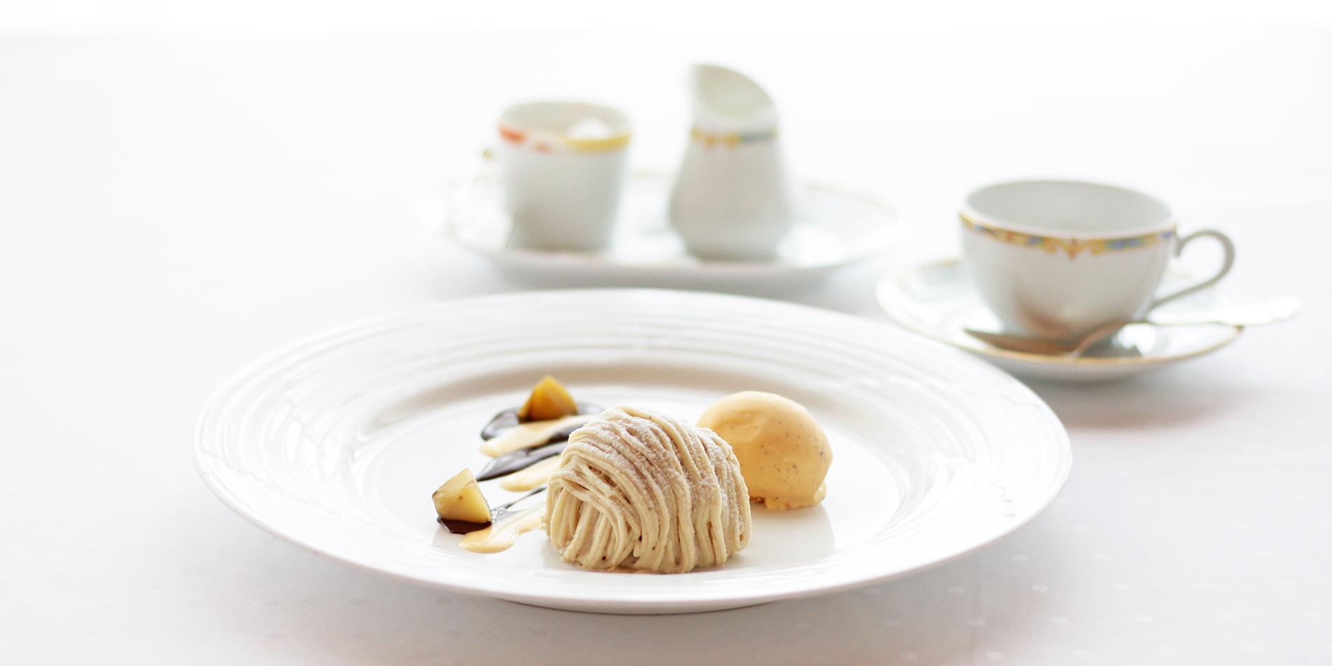 ホテルアナガ 12月のおすすめデザート!