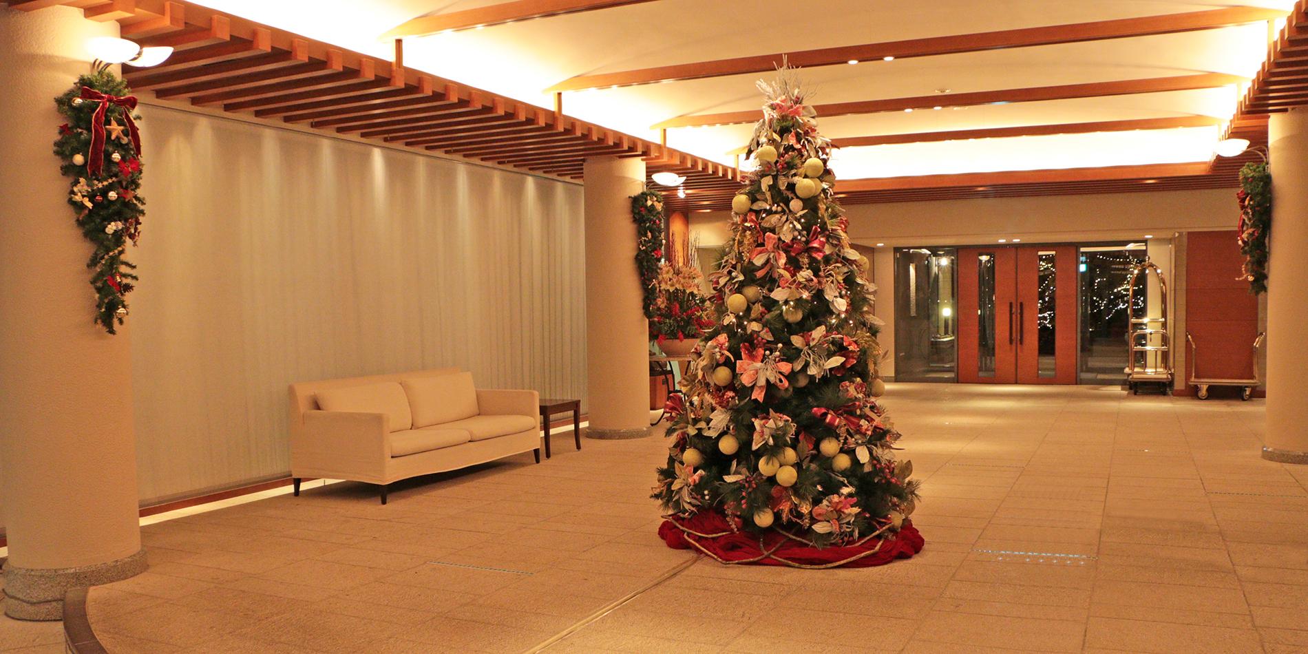 ホテルアナガのクリスマス ~大切な人と聖夜の晩餐~