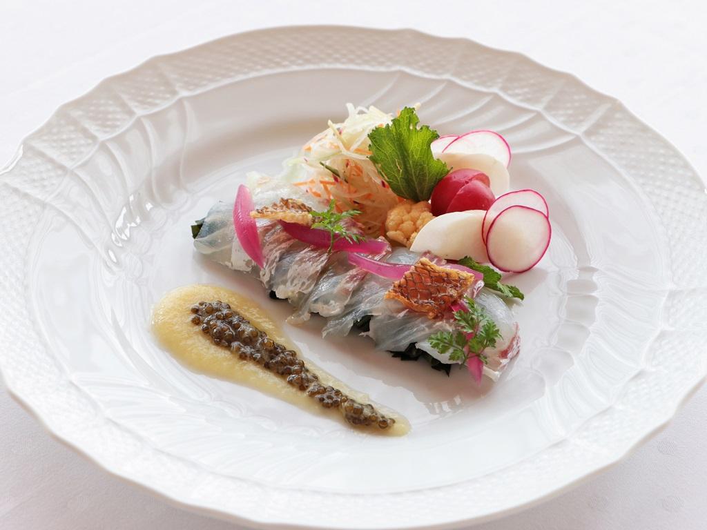 ミシュランガイド兵庫2016特別版  掲載記念 特別フランス料理