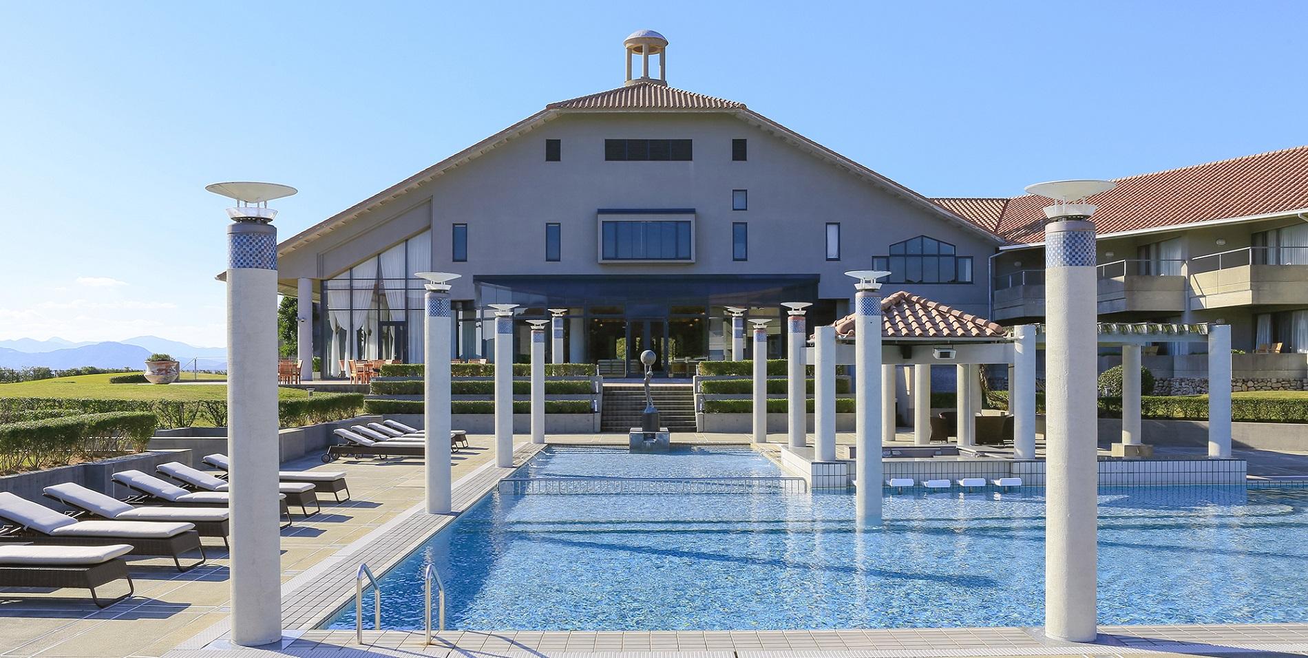 ホテルアナガ ガーデンプール