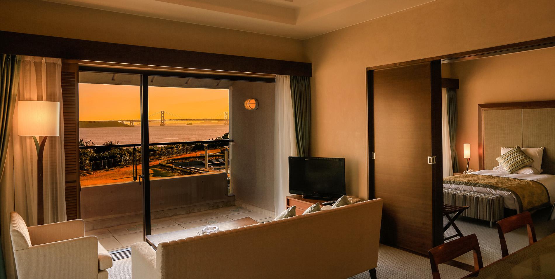 ホテルアナガ スイートルーム201