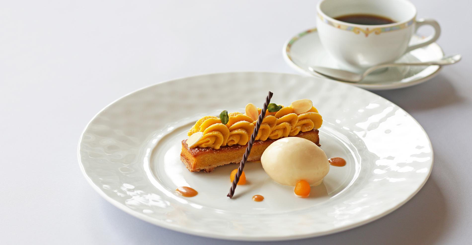 ホテルアナガ 10月のおすすめデザート