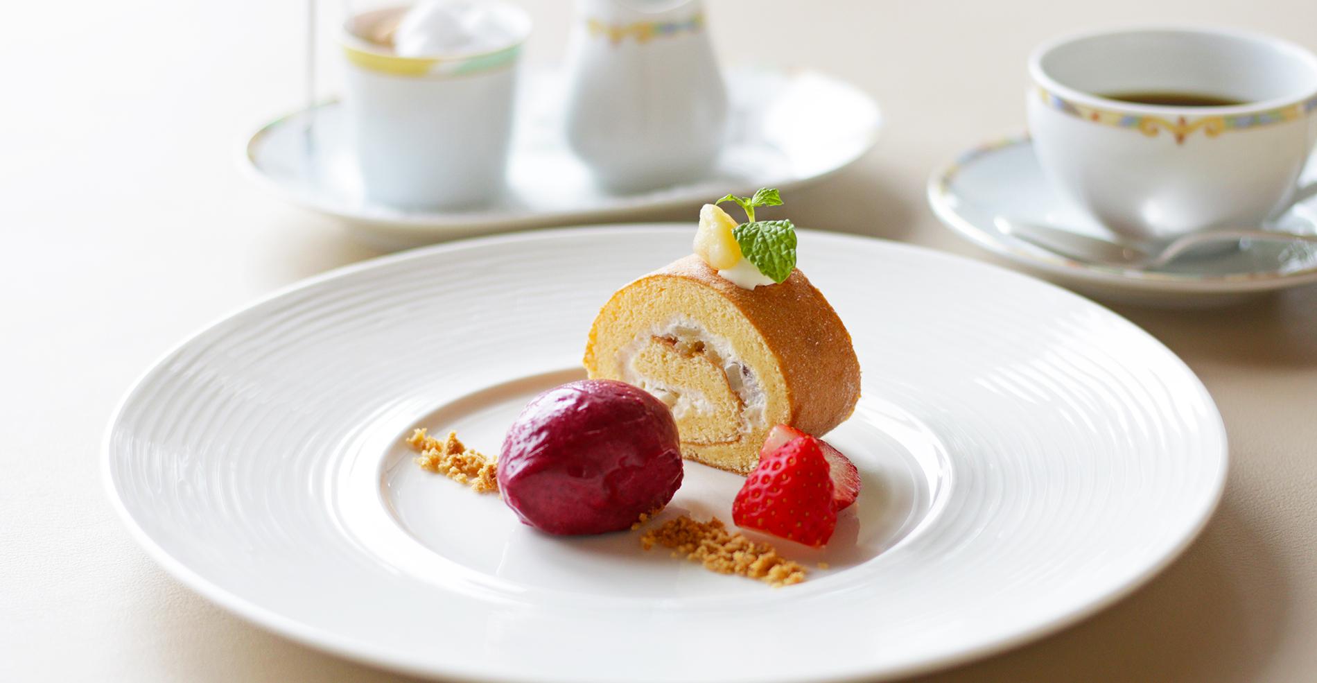 ホテルアナガ 11月のおすすめデザート