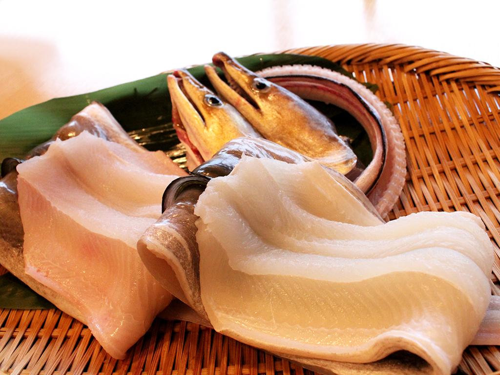 【季節限定】淡路島の秋味Promotion ~黄金鱧を味わう「秋味会席プラン」~
