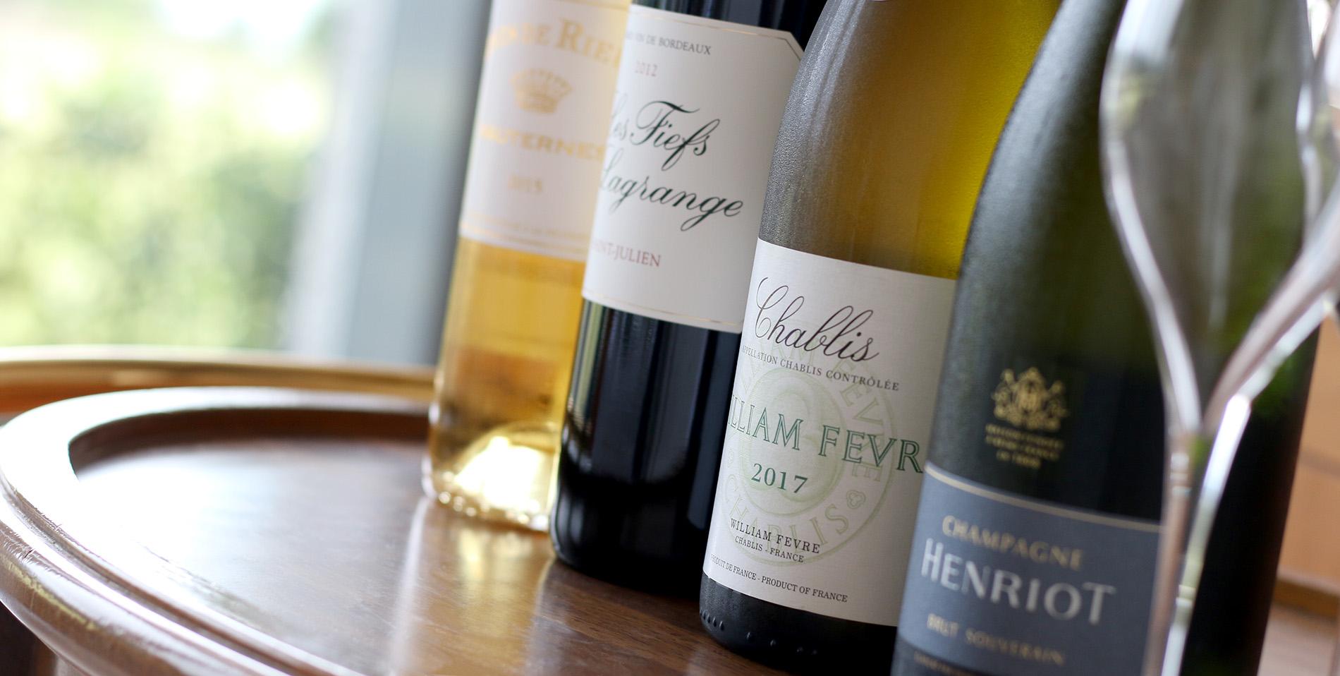 アンリオファミリーのワインとの饗宴 スペシャルディナー