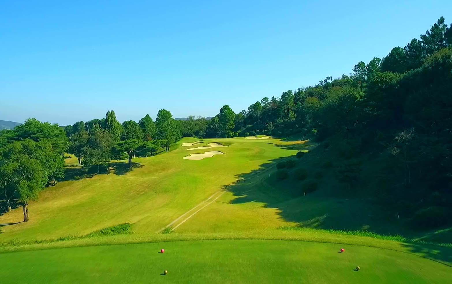 【ツーサム確約】二人で楽しむ 淡路島のリゾートゴルフプラン